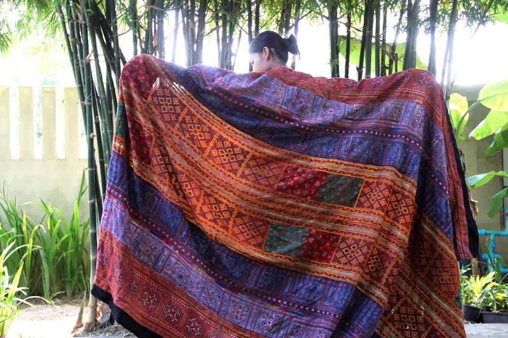 Tribal Textiles-Hmong